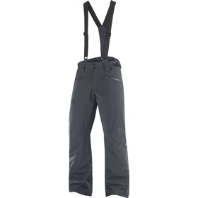 Salomon Force Pantalon Homme, ebony